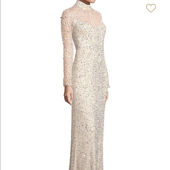 Parker Black Leandra Sequin Gown f87e4e57d